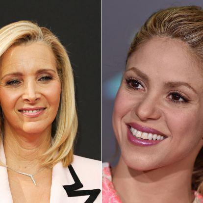 Shakira és Lisa Kudrow nagyon másképp nézett ki az eredeti hajszínével: kit ismersz fel a régi frizurájával?