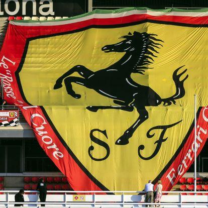 Nem akárkiből faragott volna F1-es pilótát a Ferrari