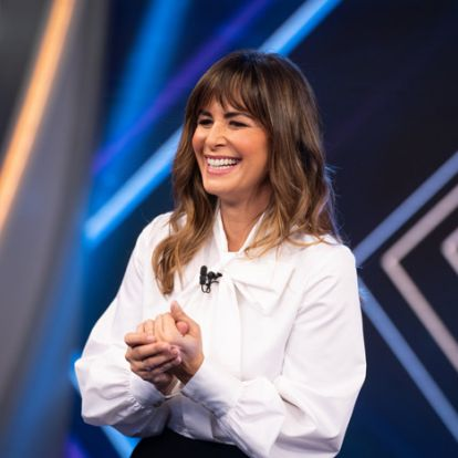 Nuria Roca sustituye a Pablo Motos de manera temporal al frente de 'El hormiguero'