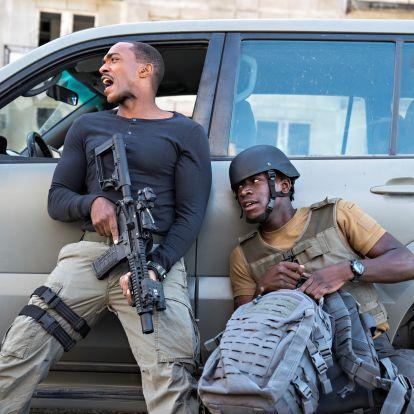 Sajnos csak Budapest miatt izgalmas a Netflix nálunk forgatott akciófilmje