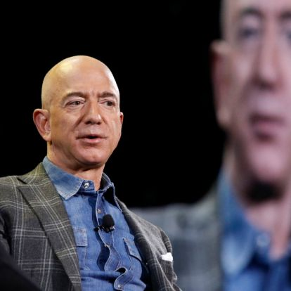 Bezos' 'departure' worries Amazon's Washington critics