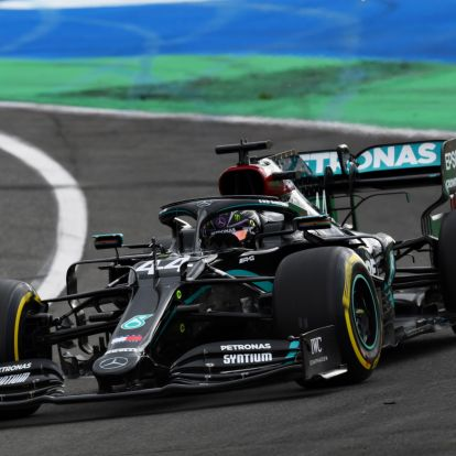 F1: Schumachernek is kínos Hamilton ügye