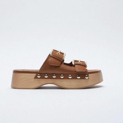 Las tres nuevas sandalias que vas a querer esta primavera ya están en Zara