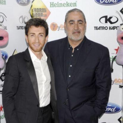 Jorge Salvador, el productor de 'El Hormiguero' y socio de Pablo Motos que triunfa en televisión