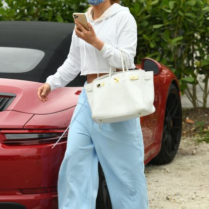 Jennifer Lopez's New Bag Is From This Low-Key Brand Celebrities Love