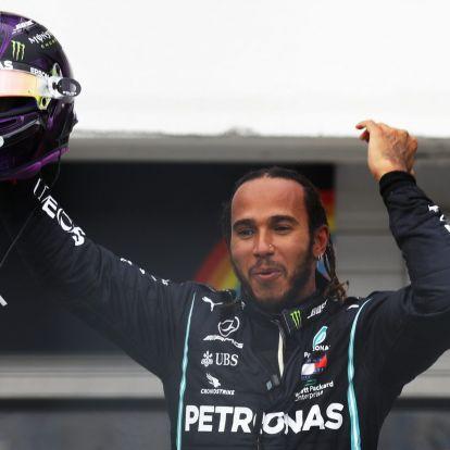 Megegyezett egymással Hamilton és a Mercedes, érdekes záradékok kerültek a szerződésbe?