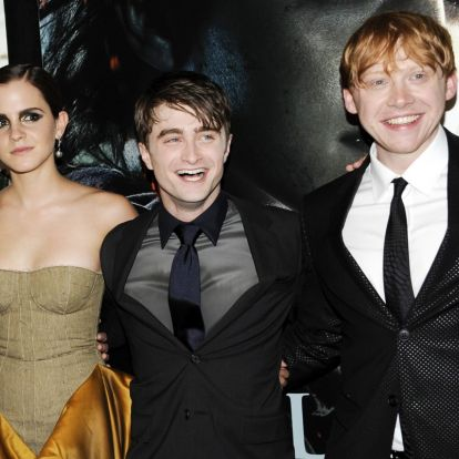 «Harry Potter»-stjernen Rupert Grint har ikke sett filmene som gjorde ham verdenskjent