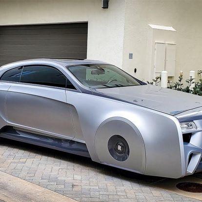 Justin Bieber rendelte ezt a Rolls-Royce-t, ami magyarázatra szorul