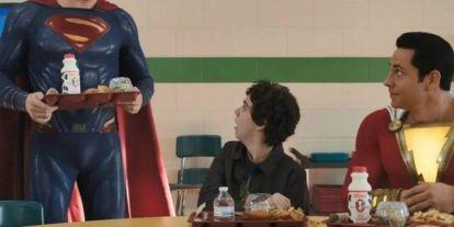 Henry Cavill nem fog felbukkanni Supermanként a Shazam folytatásában