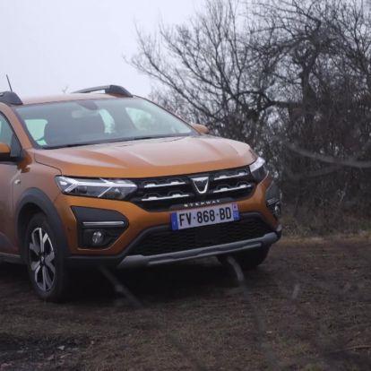 Garázs: Főszerepben a Dacia Sandero