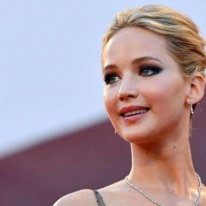 Jennifer Lawrence megsérült új filmje forgatásán