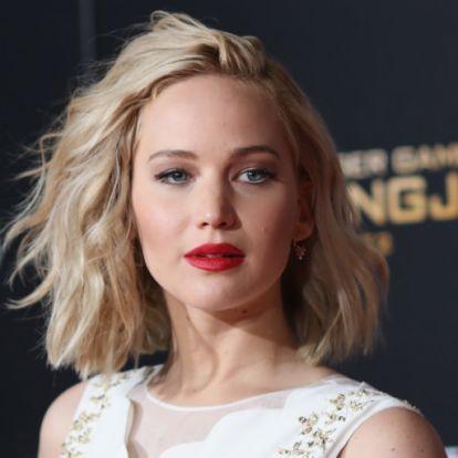 Baleset érte Jennifer Lawrence-t forgatás közben