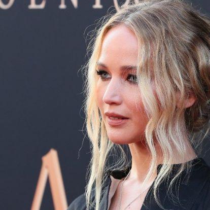 Forgatás közben sérült meg Jennifer Lawrence