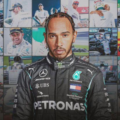 Hamilton hosszabbított, de egy meglepetést is tartogat a szerződése