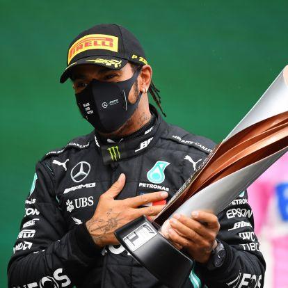 F1: Ennyi pénzt kap Hamilton az új szerződésért