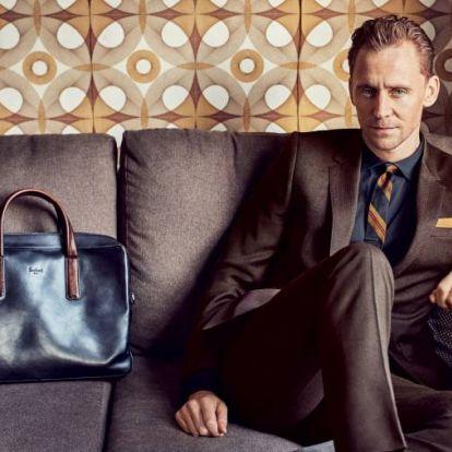 Tíz dolog, amit talán nem tudtál Tom Hiddlestonról