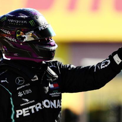 F1: A Mercedes felkészült Hamilton elküldésére