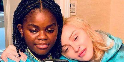 Madonna presume del talento al piano de su hija Mercy, ¿otra futura estrella de la música?