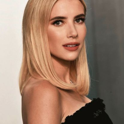Emma Roberts' Curtain Bangs Are Making Yet Another Case For The Ubiquitous Trend