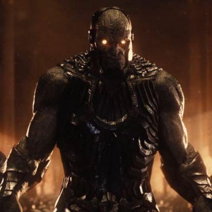VIDEÓ: Az Igazság Ligája legújabb kedvcsinálója az eddigi legjobb képet nyújtja Darkseidról