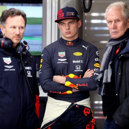 Verstappen szabadon távozhat a Red Bulltól