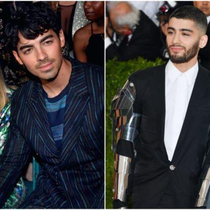 Gigi Hadid és Joe Jonas is terhesfotókkal köszöntötték a Valentin napot