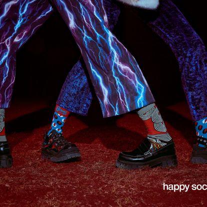 happy socks | bowie