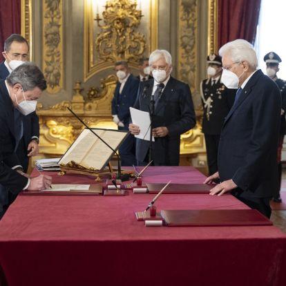Nemzeti egységkormány vezeti ki Olaszországot a járványból, a síelésen már össze is vesztek
