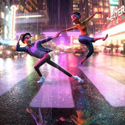 Még egy Disney animációs film érkezik a mozikba