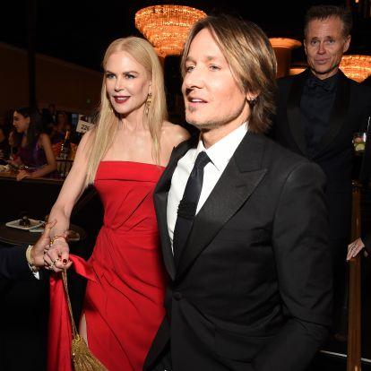 Nicole Kidmant felpofozta egy néző a színházban