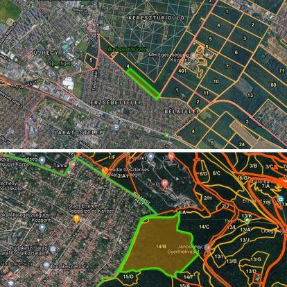 Két budapesti parkot is megújítanak, hogy olyan legyen, mint az ember megjelenése előtt