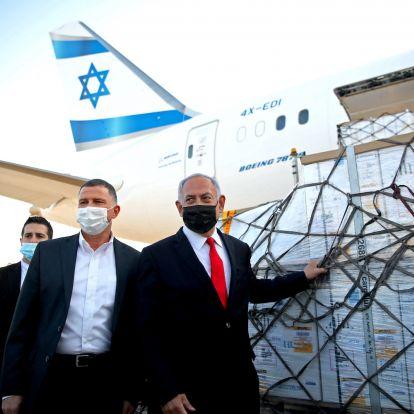 Itt a nagy izraeli vakcinakísérlet eredménye: sokkal jobb a vártnál