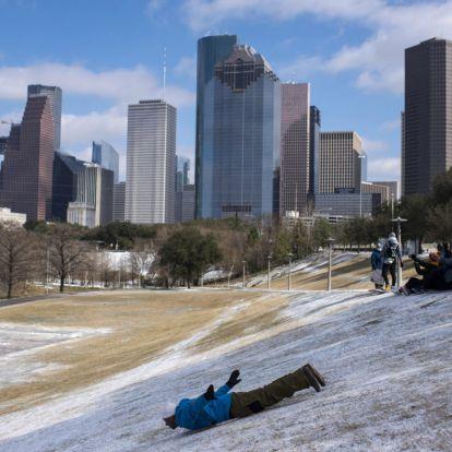 Texas összeomlása zöld fordulatot hozhat