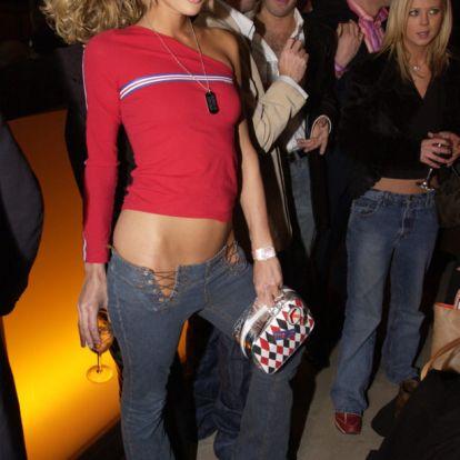 Paris Hilton 40 éves: A 10+1 legborzasztóbb trend, amit neki köszönhettünk