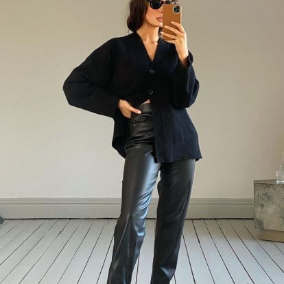 I Suddenly Want a Pair of Leather Trousers and These Are the Best Ones