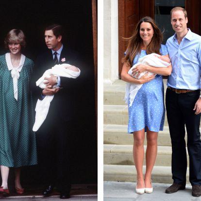 Rengetegszer tisztelegnek a fiai és a menyei Diana hercegné előtt