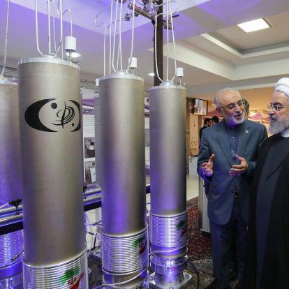 Nem ebrudalták ki Iránból a nemzetközi atomellenőröket