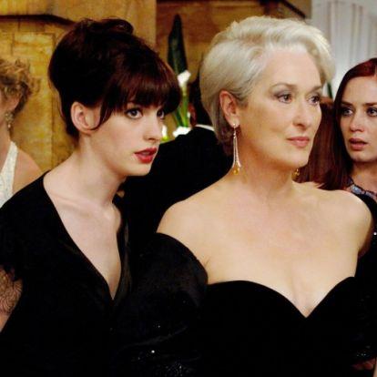 Eredetileg teljesen más színésznőt szántak Anne Hathaway helyett Az ördög Pradát visel főszerepére