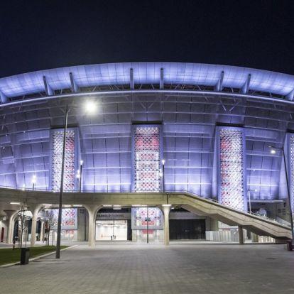 FRISS: Itt a Puskás Aréna reakciója a stadion alatt épülő titkos alagútra