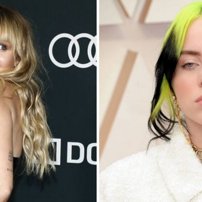 Kiderült, mi vette rá Miley Cyrust, hogy együtt dolgozzon Billie Eilish-sal