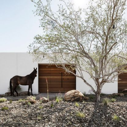 The Ranch Mine creates O-asis home in the Arizona desert