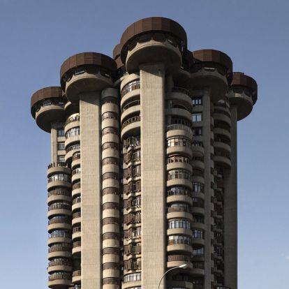 Roberto Conte photographs Madrids brutalist architecture