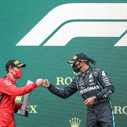 Összejöhet a Vettel-Hamilton pilótapáros, az F1-ben és nem a Mercedesnél