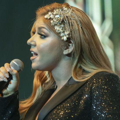 Tolvai Reni beöltözött Beyoncénak