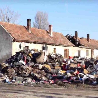 Lackner Csaba orra, a kispesti mutyik és illegális hulladéklerakók elleni harc is téma volt Az Ügyben (Videó)
