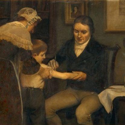 Egy gyereken próbálták ki az első vakcinát