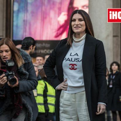 'Feliz pero un poco nerviosa', Laura Pausini se prepara para los Globos de Oro, ¿conseguirá el premio?