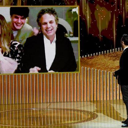 Nicole Kidman, Ethan Hawke y Mark Ruffalo convierten a sus hijos en protagonistas de la noche