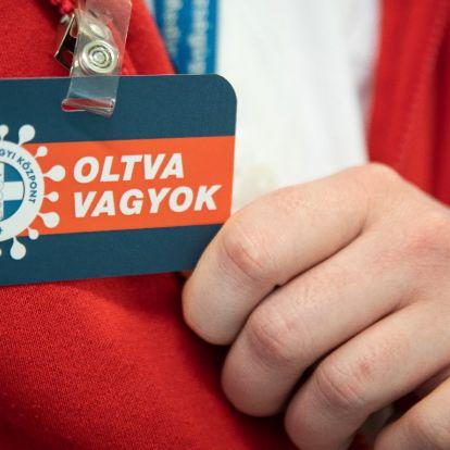 Magyarország a harmadik az unióban az oltások terén