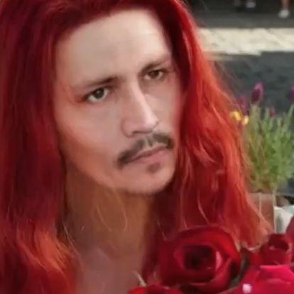 Kicserélték Amber Heard arcát Johnny Deppére az Aquamanben, és nem tudunk nem röhögni rajta